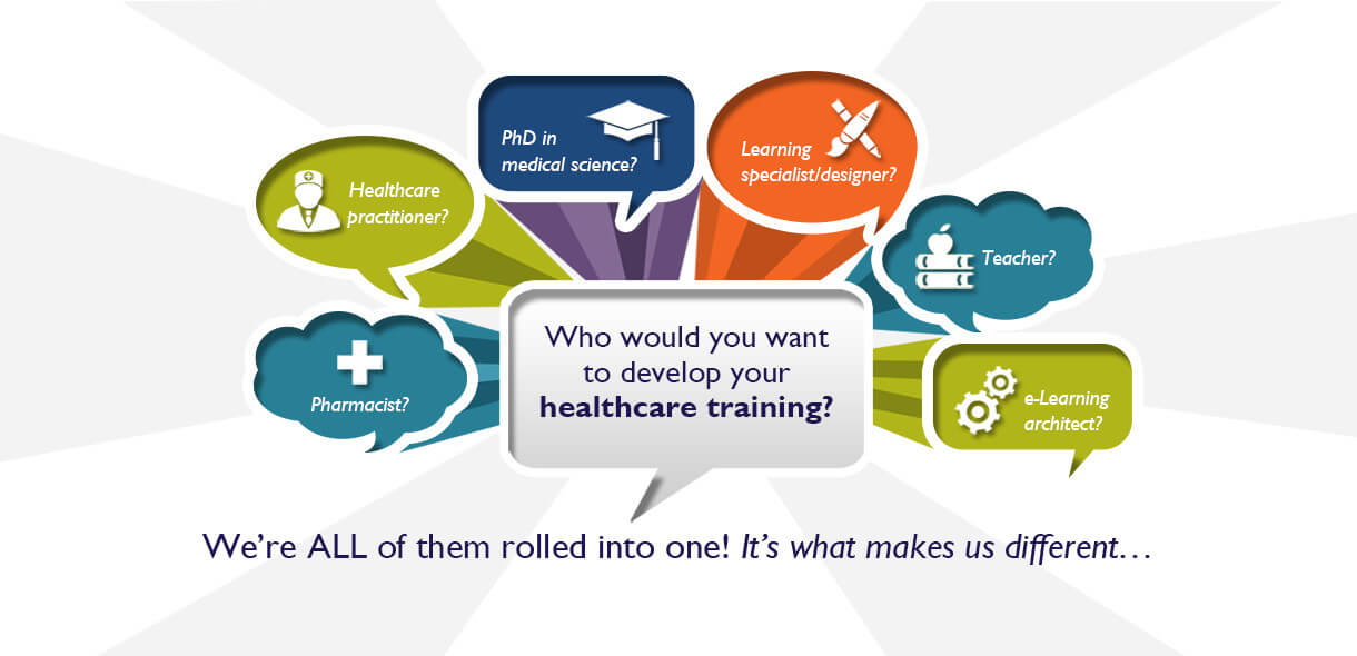 Healthcare learning specialists